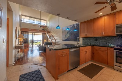 Hawaii County Condo/Townhouse For Sale: 78-6920 Alii Dr #338