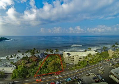 Hawaii County Residential Lots & Land For Sale: 76-6276 Alii Dr