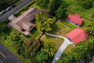 Hawaii County Single Family Home For Sale: 17-535 Paahana St