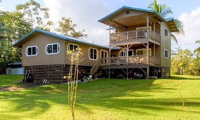 Keaau HI Single Family Home For Sale: $310,000