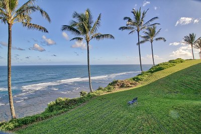 Kauai County Condo/Townhouse For Sale: 3700 Kamehameha Rd #A5
