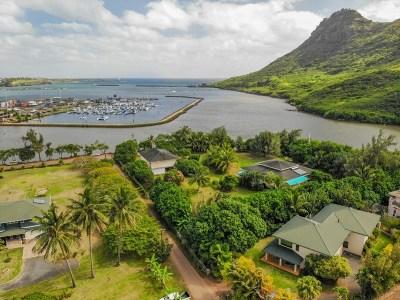 Kauai County Single Family Home For Sale: 2347 Niumalu Rd