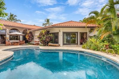 Kailua-Kona Single Family Home For Sale: 76-6316 Kaheiau St #2