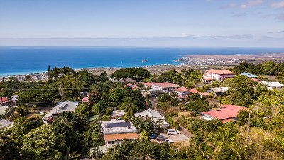 Holualoa Single Family Home For Sale: 76-5919-A Mamalahoa Hwy