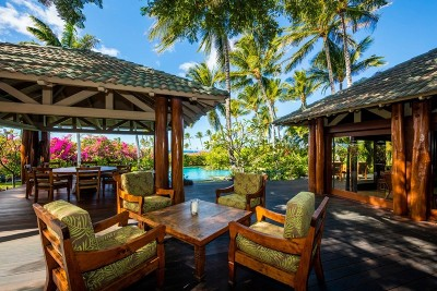 Mauna Lani Resort, 49 Black Sand Beach Single Family Home For Sale: 68-1026 Honokaope Pl #1