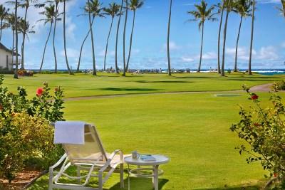Kauai County Condo/Townhouse For Sale: 2253 Poipu Rd #165