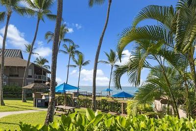 Kailua-kona Condo/Townhouse For Sale: 78-261 Manukai St #2401