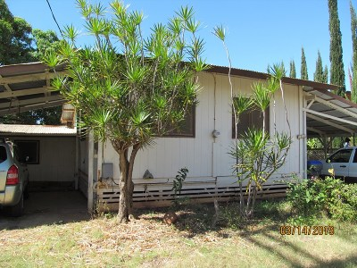 Kauai County Single Family Home For Sale: 8322 Mahiko Pl
