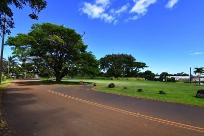 Kauai County Residential Lots & Land For Sale: 4534 Uahi Rd #2 & 3