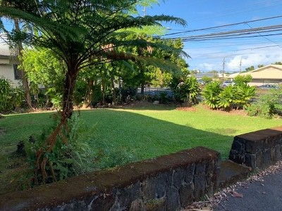 Hilo Single Family Home For Sale: 1186 Kinoole St