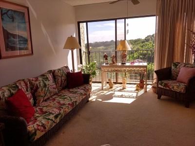 Kauai County Condo/Townhouse For Sale: 3-3400 Kuhio Hwy #a101 #A101