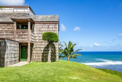 Kauai County Condo/Townhouse For Sale: 3700 Kamehameha Rd #J3