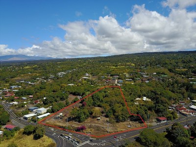Captain Cook Residential Lots & Land For Sale: 81-6280 Mamalahoa Hwy