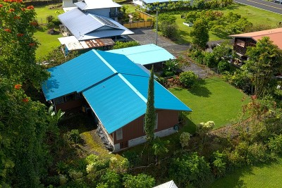 Hilo Single Family Home Contingent: 1877 Kilauea Ave