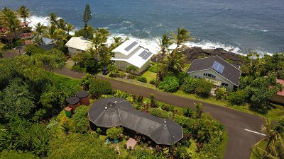 Pahoa HI Single Family Home For Sale: $486,000