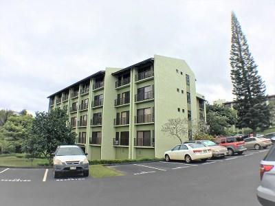 Kauai County Condo/Townhouse For Sale: 3-3400 Kuhio Hwy #C204
