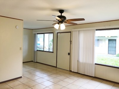 Condo/Townhouse For Sale: 485 Waianuenue Ave #F144