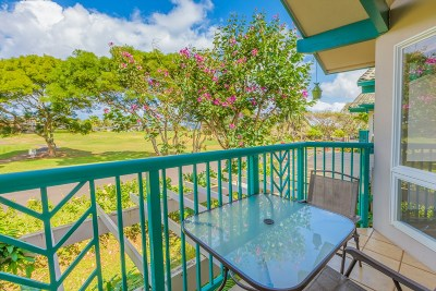 Kauai County Condo/Townhouse For Sale: 4141 Queen Emmas Dr #2