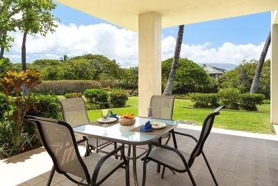 Waikoloa Beach Resort Condo/Townhouse For Sale: 69-1010 Keana Pl #F106