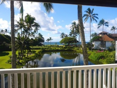 Kauai County Condo/Townhouse For Sale: 2253 Poipu Rd #213