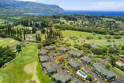Kauai County Condo/Townhouse For Sale: 4141 Queen Emmas Dr #11