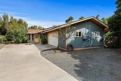 Waikoloa Single Family Home For Sale: 68-1946 Puu Nui St