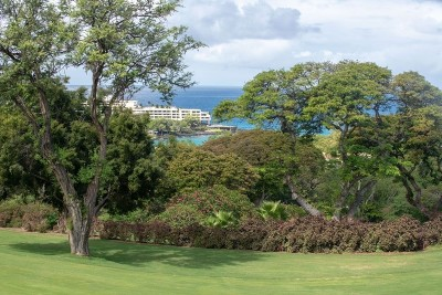 Hawaii County Condo/Townhouse For Sale: 78-6920 Alii Dr #304