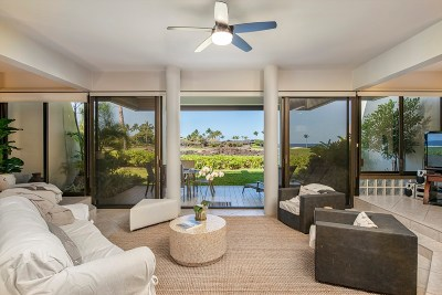 Mauna Lani Resort, 49 Black Sand Beach Condo/Townhouse For Sale: 68-1050 Mauna Lani Point Dr #H102