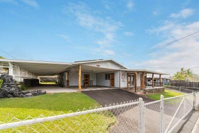 Kailua-Kona Single Family Home For Sale: 74-5035 Onipaa St