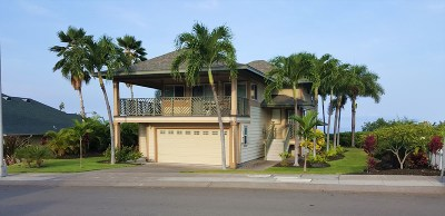 Kailua-Kona Single Family Home For Sale: 75-6116 Hoomama St