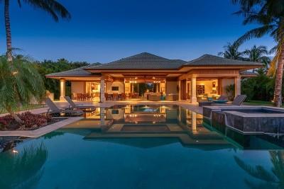 Waimea, Kamuela Single Family Home For Sale: 68-1091 Pauoa Wy