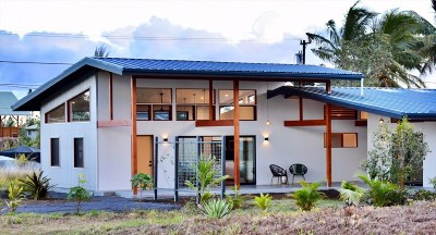 Pahoa HI Single Family Home For Sale: $450,000