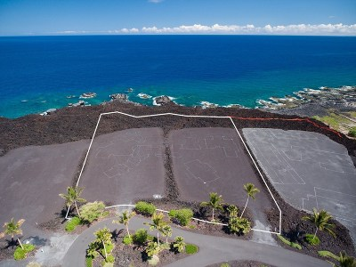 Hawaii County Residential Lots & Land For Sale: 72-450 Nukumeomeo Pl