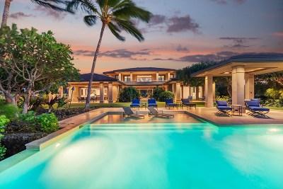 Ke Kailani S/D Single Family Home For Sale: 68-1017 Ke Kailani Dr