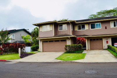 Kauai County Condo/Townhouse For Sale: 2080 Manawalea St #802