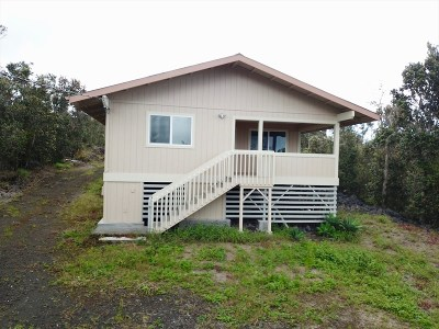 Single Family Home For Sale: 92-9120 Lehua Lane