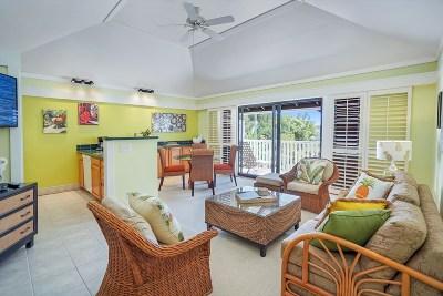Kauai County Condo/Townhouse For Sale: 2253 Poipu Rd #237