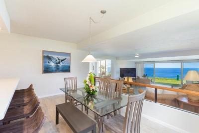 Kauai County Condo/Townhouse For Sale: 5454 Ka Haku Rd #114