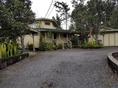 Single Family Home For Sale: 92-9123 Paradise Pkwy
