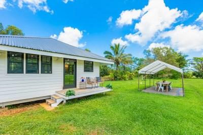 Kauai County Residential Lots & Land For Sale: 6240 Kahiliholo Rd #B