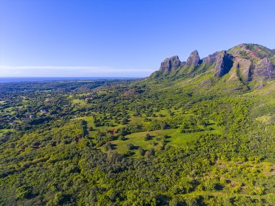 Kauai County Residential Lots & Land For Sale: Hui Rd #1,   2 &