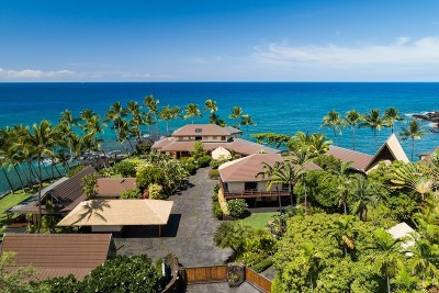 Kailua-Kona Single Family Home For Sale: 78-107-A Holua Rd