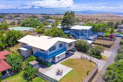 Waimea, Kamuela Single Family Home For Sale: 66-1741-B Kawaihae Rd
