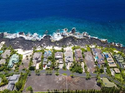 Kailua-Kona Residential Lots & Land For Sale: 75-5483 Kona Bay Dr