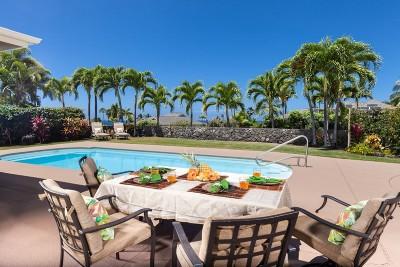 Kailua-kona Single Family Home For Sale: 75-167 Kamilo Street