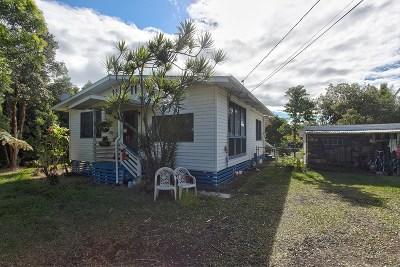 Hilo Single Family Home For Sale: 2061 Kaumana Dr