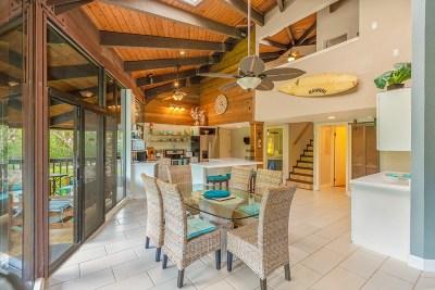 Kauai County Condo/Townhouse For Sale: 3920 Wyllie Rd #7B