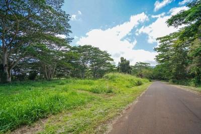 Kauai County Residential Lots & Land For Sale: Kulana Pl. #11B