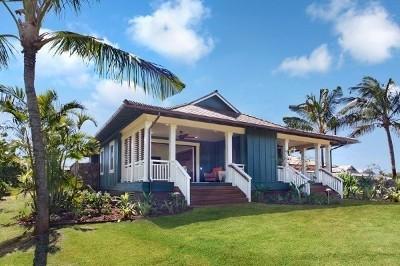 Kauai County Condo/Townhouse For Sale: 2840 Ke Alaula Street #4