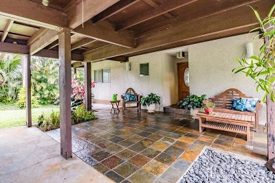 Hilo Single Family Home For Sale: 734 Ainako Ave